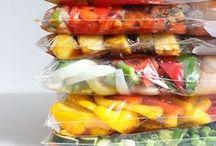 Freezer Meals / by Amanda Laine Dudley