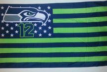 12th Man / Seattle Seahawks