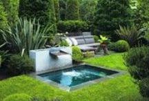 Home / Gardenlife / Water / Water in the garden. Beauty for fun.