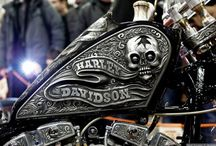 """Motorcycles """"The Harley"""" / by Tim Frock"""
