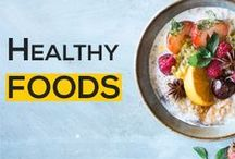Healthy Foods / We are talking about Healthy foods for fitness solution.
