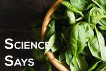 Science Says Nutrient