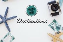Destinations / Places To Go With Points & Miles