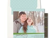 Holiday Cards / Personalized Holiday Cards from Lemon Tree Stationery.