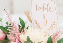 Table Setting Inspiration / Inspiration for invitations can come from anywhere. Table settings at weddings can be stunning and beautiful! Here are some of our favorites we've come across.