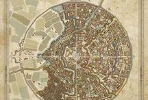 Карты Города-Панорамы