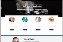 Responsive Medical WordPress Template / Mediquip plus is the best health and medical responsive wordpress template. This template is perfect for a medical website. It can also be used for hospital and health center website if you are planning to build the one. Mediquip is available in both version free and pro on Zylothemes.