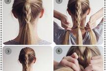 Hairstyles (tutorials)