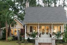 Habitat*bungalow, cottage, hut, SHED, shack / by Shelley Tantau
