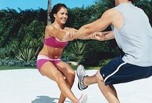 fitness and healthy eats / by Jennifer Guttieri