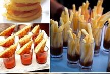 Tapas, Small Bites, & Sauces / by Jennifer Guttieri