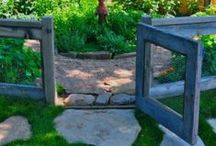 Exterior/Yard / by Jill Jettie