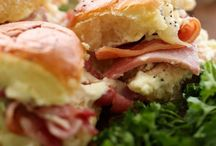 SANDWICHES & WRAPS / by Kaye Carter-Sparrow