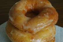 DONUTS / by Kaye Carter-Sparrow