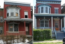 Newburgh Before and After Restored Homes