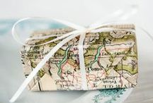 Wrap it up...I'll take it / for the love of gifting... wrap, ribbon, glitter...all the trappings.