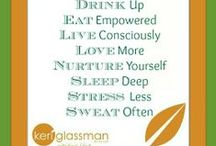 Nutritious Life Tips / Our fave tips to keep you living your most Nutritious Life!