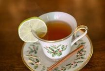 Drinks! / Drink recipes, both alcoholic and non-alcoholic. / by Donna DeForbes @ Eco-Mothering