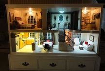 DIY Dollhouse / by Anna D