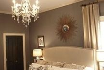 Master bedroom / by Allyson Papile Schmon