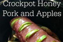 Pork Recipes / by Jennifer Guttieri