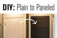closets . doors . windows . trim / by shelly dyer