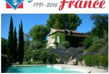 Just France Celebrates 25 Years in Business! / Just France was a pioneer in the industry of vacation rentals, and we are amazed by how ubiquitous the experience has become. In the early days a description of our company was met with a raised eyebrow and little concept of what a villa vacation would mean. Nowadays an internet search for a villa garners 10,000 results, and our expertise is more valuable than ever. We are honored to share our knowledge and enthusiasm about France in crafting unforgettable trips for our clients.