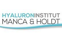 Das Hyaluroninstitut Manca&Holdt / Unser Team unsere Arbeit und relevante Themen