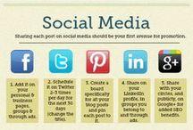 ~write~ social media / managing social media