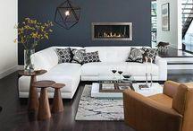 sala decorada / @mosartelab #mosartelab #homedecor #decoracao #sala #tendencias #plic!  conheça nosso Blog @mlabdecor em www.mlabdecor.com.br