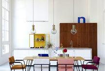 sala de jantar decorada / @mosartelab #mosartelab #homedecor #decoracao #saladejantar #tendencias #plic!  conheça nosso Blog @mlabdecor em www.mlabdecor.com.br