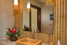 decoração com bambu / @mosartelab #mosartelab #homedecor #decoracao #decoracaocombambu #bambu #tendencias #plic!  conheça nosso Blog @mlabdecor em www.mlabdecor.com.br