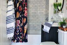 banheiros decorados / @mosartelab #mosartelab #homedecor #decoracao #banheiro #tendencias #plic!  conheça nosso Blog @mlabdecor em www.mlabdecor.com.br