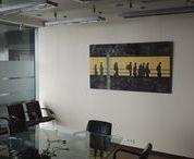 Art in offices / Sztuka w biurach
