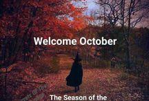 Veil of dark - October