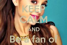 Keep calm and ariana …