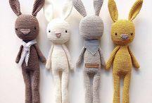 Amigurumis / Cute chrochet friends