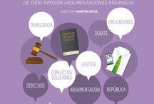 PENSAMIENTOS DEL ABOGADO / Diferentes temas de Derecho