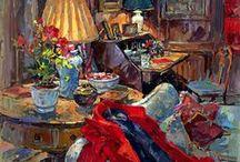 *Interiors (painting)