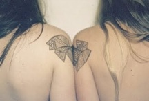 The prettiest tattoos.
