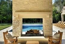 Outdoor Decorating & Entertaining Ideas / Decorating Inspiration and ideas for outdoor living, decorating and entertaining on your patio, porch, or deck.