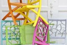 Yummy Color Combinations / by Diane Henkler {InMyOwnStyle.com}