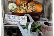 Decorations and Furniture / by Amber Thaxton