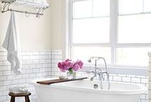 Decorating: Bathroom Ideas / Bathroom Decorating Ideas / by Diane Henkler {InMyOwnStyle.com}