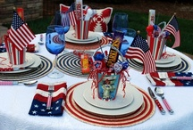 July 4th & Patriotic Everything... / by JansAffairs & In Oma's Opinion April Bunny's & Jannie Bananies