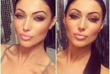 makeup / by Rachel Webster