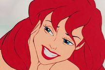 ariel, the little mermaid / by Rachel Webster