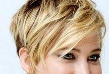 Hair...Short / Cute short hairstyles / by Amie Heuschkel of Pretty Pig Design