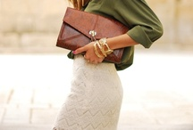 A Business Affair / The Perfect Wardrobe for A Businesswoman ;) / by Madeline Moss