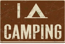 Camping!!! / by Gabrielle Plommer